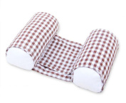Baby Pillows Cotton Core Pillow For 0-1 Years-Brown