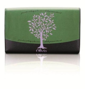 Olivia Papoutsanis Natural Bar Soap With Olive & Lavender Oil , 2x125gr , 2 pack by Papoutsanis