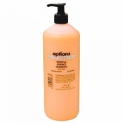 PROFESSIONAL BEAUTY SYSTEM OPTIONS TROPICAL SHAMPOO 1000ML by PROFESSIONAL BEAUTY SYSTEM