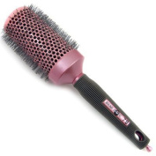 Head Jog Professional Ionic Ceramic Pink Radial Hair Brush - 79 by Head Jog Brushes