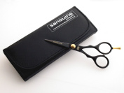 "Beard Trimming Scissors, Moustache Scissors 5.5"" (14cm) + Presentation Case"