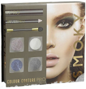 Colour Couture PRO 14 Piece 'Get the Smoky Eye' Look Eye Makeup Kit