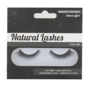 Natural Lashes Intense Effect False Eyelashes 06 by Cosmetic Kingdom