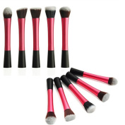 Fashion Base Professional 5pcs Makeup Brushes Eyeshadow Powder Brush Set Kit