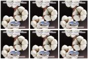 (6 PACK) - Cotton Soft - Facial Tissue Cube | 56pieces | 6 PACK BUNDLE