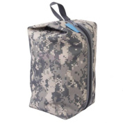 1PC Camo Portable Waterproof Travel Toiletry Bag Mens Ladies Supply Bag Case