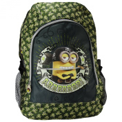 Minions Pirate Backpack Daypack Freetime Travel Bag