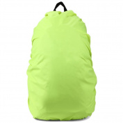 Flexion Portable Backble Rain Cover Waterproof Pack Cover Pouch Ntlon Rucksack Rainproof Dustproof Cover for Outdoor Activities Hiking Camping Travelling Cycling Climbing - Fit for 35L/45L/60L/70L/80L Available