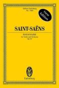Havanaise, Op. 83: Study Score