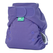 Tots Bots 3.6-16kg New Easy Fit Hook and Loop Nappy Sugar Plum
