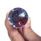 Koly® Transparent Nail Art Stamping Stamper Scraper Image Plate Manicure Print DIY Tool