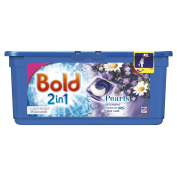 Bold 2-in-1 Pearls Washing Capsules Lavender & Camomile, 29 Washes, 980g