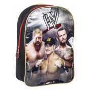 WWE RAW SMACKDOWN BOYS SCHOOL BACKPACK RUCKSACK BAG KIDS SHOULDER STRAP NEW GIFT