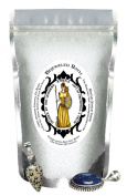Goddess Athena Fierce Spearmint Essential Oil Bath Salts & Jewellery Inside