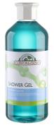 Corpore Sano Shower Gel/Body Wash-Aloe/Seaweed/Argan & Aloe-CERTIFIED ORGANIC-NO PARABENS-500 ml/16.9 fl. oz