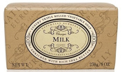 Naturally European Triple Milled Milk Wrapped Soap Bar 230g