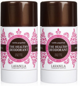 Lavanila The Healthy Deodorant (2 pack)