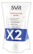 SVR Topialyse Nutri-Repair Hand Cream 2 x 50ml