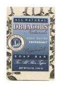 Dr. Jacobs Naturals Castile Bar Soap - Peppermint - 190ml