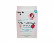 My Spa Life Japanese Camellia Oil Vitamin E Nail Cuticle Wrap, 3 Treatment