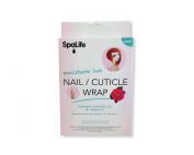 My Spa Life Japanese Camellia Oil Vitamin E Nail Cuticle Wrap, 3 Treatment