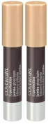 COVERGIRL Lip Perfection Jumbo Gloss Balm Toffee Twist #200 (PACK OF 2) BY CG