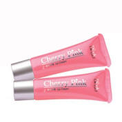 2 Units Cherry Pink Lips & Nipples Cream Lightening Herbal Extract - Sakura & Prunus Yedoensis Leaf Extract 10 G ...