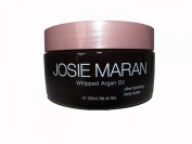 Josie Maran Whipped Argan Oil Ultra Hydrating Body Butter Creme Brulee 240ml Unboxed