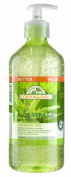 Corpore Sano Aloe Vera Gel-Body Moisturiser-CERTIFIED ORGANIC-NO PARABENS-FRAGANCE FREE-500 ml/16.9 fl oz