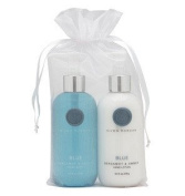 Niven Morgan Blue Hand Soap & Lotion Set 280ml