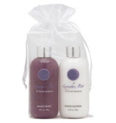 Niven Morgan Lavender Hand Soap & Lotion Set 280ml