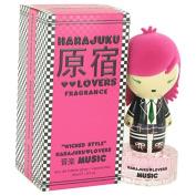 Harajuku Lovers Wicked Style Music by Gwen Stefani Eau De Toilette Spray 30ml for Women