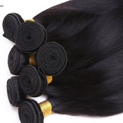 Skyfly Brazilian Hair Top Quality Remy Virgin Human Hair Extension Straight Wave for 24 26 28 80cm