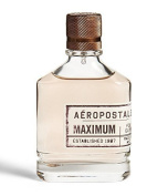 Aeropostale MAXIMUM Cologne 50ml (NEW BOTTLE & BOX DESIGN) by Aeropostale