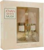 Jovan White Musk By Jovan For Women. Set-cologne Spray 60mls & Cologne Spray .240mls