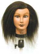 Celebrity Yolanda Cosmetology Yak Hair Manikin