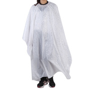 Anself Haircutting Apron Hairdresser Waterproof Cloth Styling Cape Salon Gown Cloth