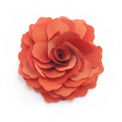 Meilliwish Camellias Flower Hair Clip and Brooch Pin (A74)