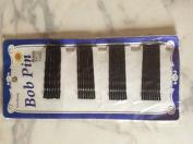 Bob Pin Black Ball Tip Jumbo Bobby Pins Hair