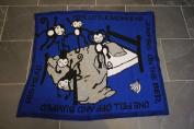 Five Monkeys Blue