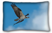 Custom Animal Standard Size Pillowcase for Hair & Facial Beauty Size 50cm x 80cm suitable for Twin-bed