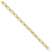18K Gold Overlay Beading And Extender Chain CHG-289