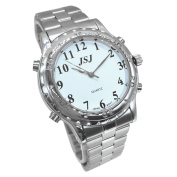 Russian Language Talking Watch For Blind People Or Visually Impaired People
