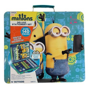 Illumination Entertainment MinionsstationerySet Over 140 Pcs
