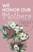 B & H Publishing Group 75219 Bulletin - We Honour Our Mothers