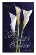 B & H Publishing Group 75253 Bulletin - Blessed Are Those Who Mourn
