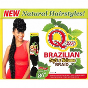 Shake-N-GO Que Brazilian Soft & Volume Braid