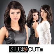Studio Cut by Pros Synthetic Hair Wig Billowy Flip Cut