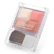 Cezanne Mix Colour Cheek Blush Multi-colour Made in Japan