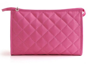 Viskey Cosmetic Bag Make-up Pouches, Pink
